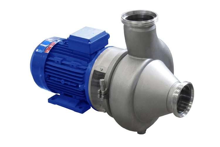 High performance centrifugal pump