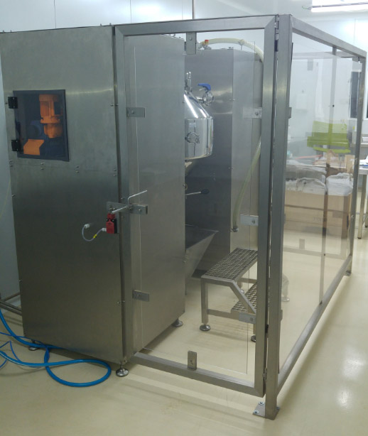 Manufacture of infusions, teas, and instant drinks