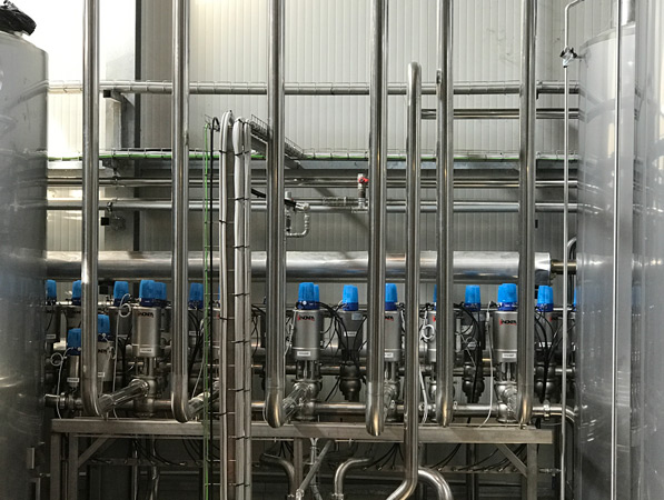 Production of vegetal drinks