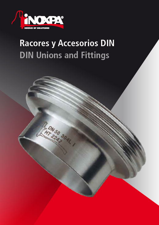 Catalogue: DIN Unions and Fittings