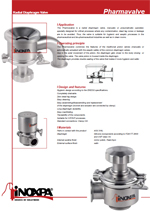 Radial diaphragm valve pharmavalve valves and fittings inoxpa document ftphpharmavalve2es ccuart Image collections