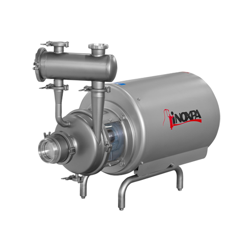 Stainless Steel Pumps - INOXPA pumps