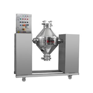 Double Cone Solids Blender