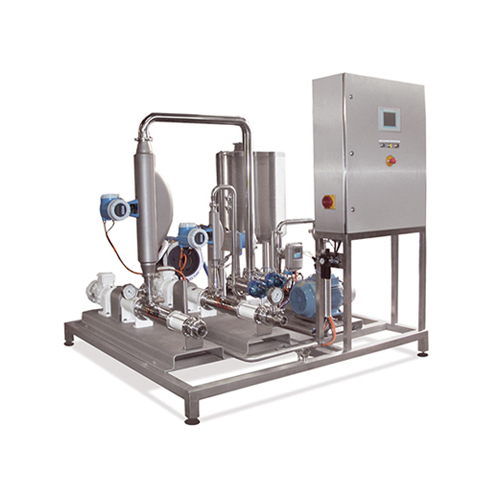 SLES Dilution System - Mixing Equipment INOXPA