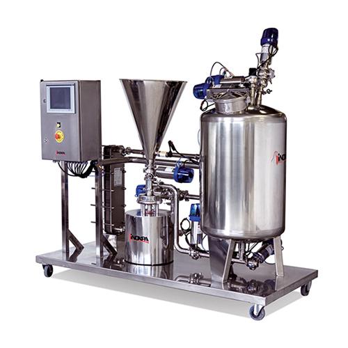 Solid-Liquid Mixing