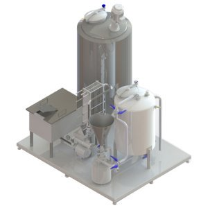 Dairy Product Manufacturing Miniplant