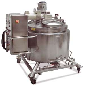 Mixing of Viscous Products